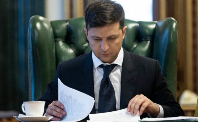 Зеленський підписав закон про підвищення мінімальної зарплати до 5 тис.  гривень - Волинь Infa
