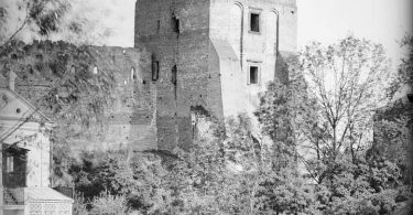 21. Луцький замок 1925 рік