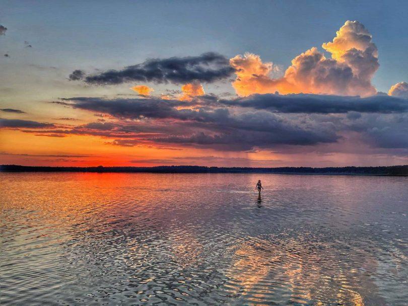 22. Озеро Пісочне