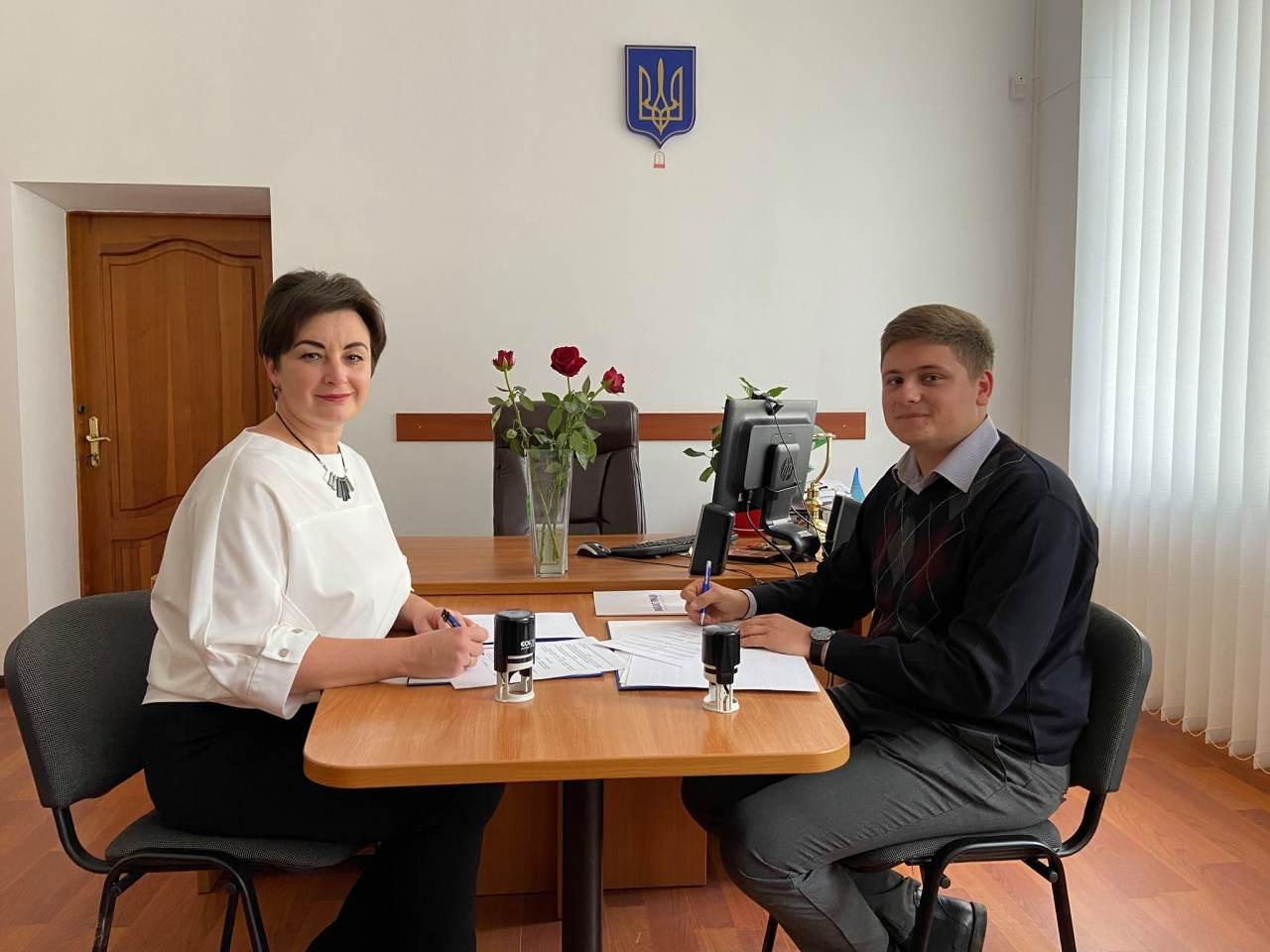 """У Луцьку підписали Меморандум про партнерство та співпрацю з ГО """"Правозахист громади"""""""